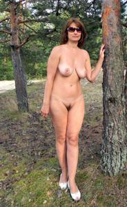 Русская зрелка с хорошим телом