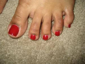 Обкончал жене пальцы ног - фото #13