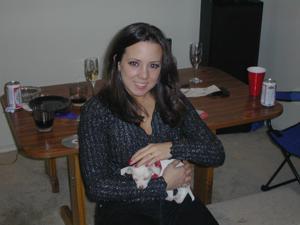 Шикарные сиськи молоденькой Линдси - фото #18