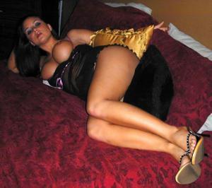 Шикарные сиськи молоденькой Линдси - фото #36