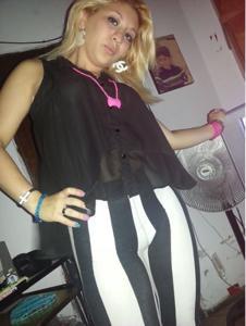 Интимные фото женщины из Аргентины - фото #1