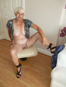 Сексуальные старушки - фото #12