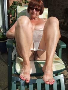 Сексуальные старушки - фото #13