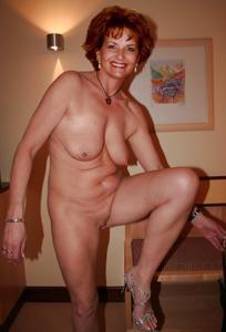 Сексуальные старушки - фото #18