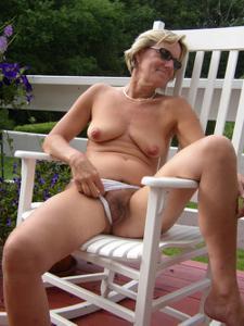 Сексуальные старушки - фото #19