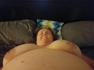 Очень жирная баба хочет - фото #14