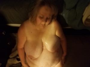Очень жирная баба хочет - фото #19