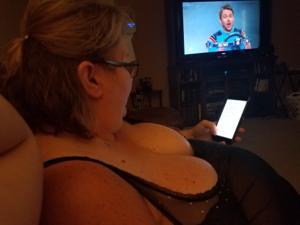 Очень жирная баба хочет - фото #2