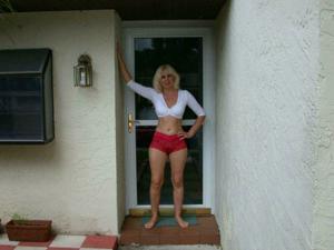 Зрелая Ленна в бикини и без - фото #37