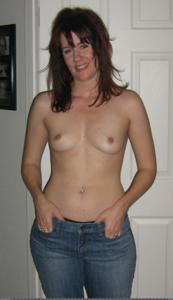 Высокая женщина с небольшой грудью - фото #9