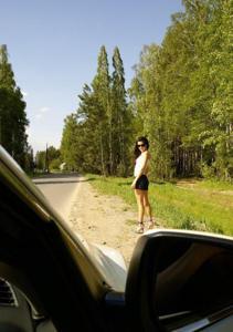 Выебал молодую в лесу - фото #9