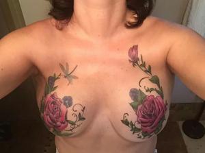 Татуированные пизды и сиськи - фото #4