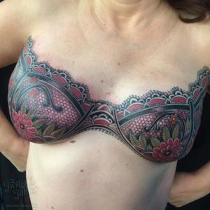 Татуированные пизды и сиськи - фото #5