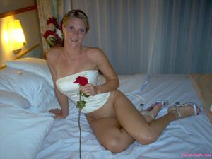 В медовый месяц на яхте - фото #30