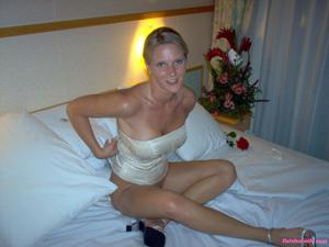 В медовый месяц на яхте - фото #37
