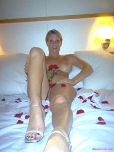 В медовый месяц на яхте - фото #45