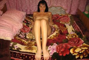 Брюнетка к сексу готова - фото #11