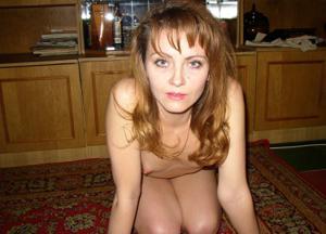 Брюнетка к сексу готова - фото #19