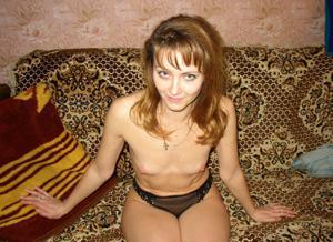 Брюнетка к сексу готова - фото #20