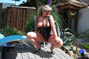 Старая секс бомба Анджела - фото #10