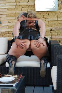 Старая секс бомба Анджела - фото #15