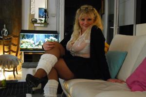 Старая секс бомба Анджела - фото #47