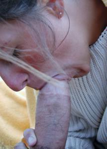 Француженка счастлива со своим парнем - фото #39