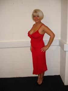 Зрелая блондинка Дана - фото #12
