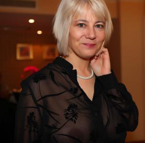 Зрелая блондинка Дана - фото #30
