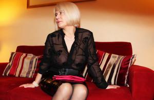 Зрелая блондинка Дана - фото #31