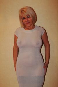 Зрелая блондинка Дана - фото #33