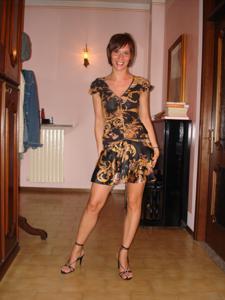 Худая с красивыми ножками - фото #6