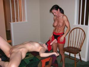 Сильная массажистка выебала девушку - фото #7