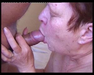 Порно старой пары - фото #13