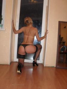 Русская милфа с маленькими сиськами в поисках партнера - фото #27