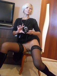 Русская милфа с маленькими сиськами в поисках партнера - фото #3