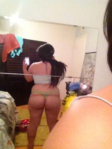 Мясистая киска латинской женщины - фото #4