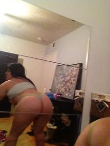Мясистая киска латинской женщины - фото #5