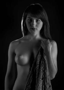 Фитоняшка Руслана с торчащими сосками - фото #11