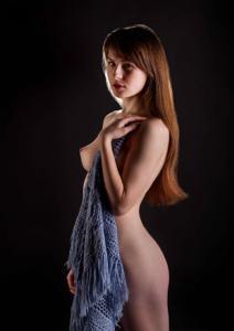 Фитоняшка Руслана с торчащими сосками - фото #12