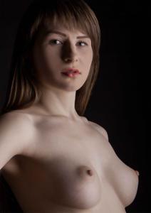 Фитоняшка Руслана с торчащими сосками - фото #18