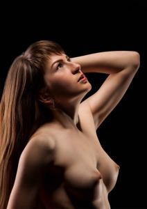 Фитоняшка Руслана с торчащими сосками - фото #7