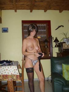Миловидная домохозяйка - фото #17