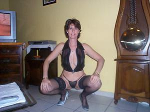 Смазливая жена бизнесмена - фото #13