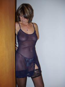 Смазливая жена бизнесмена - фото #15