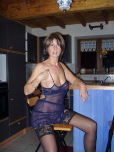Смазливая жена бизнесмена - фото #22
