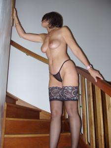 Смазливая жена бизнесмена - фото #23
