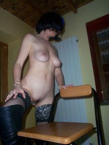 Смазливая жена бизнесмена - фото #9