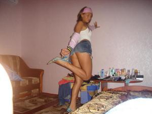Летом, многие девушки трусики не носят - фото #28