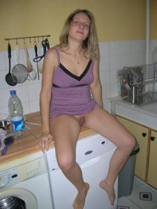 Клаудина любит мастурбацию, ничего с этим не поделать